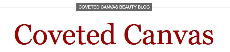 Coveted Canvas Beauty Blog Chantal Unfold Franc