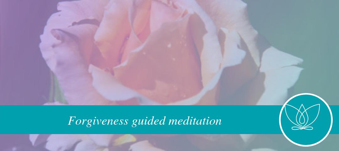 forgiveness guided meditation
