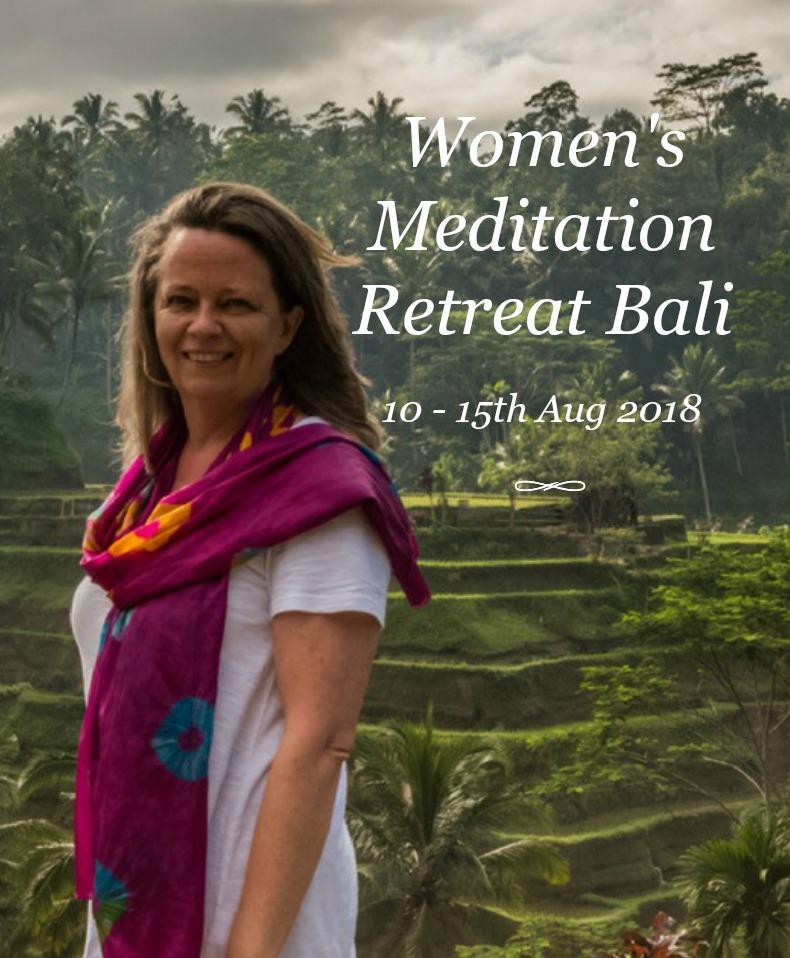 Women's Meditation Retreat Deposit
