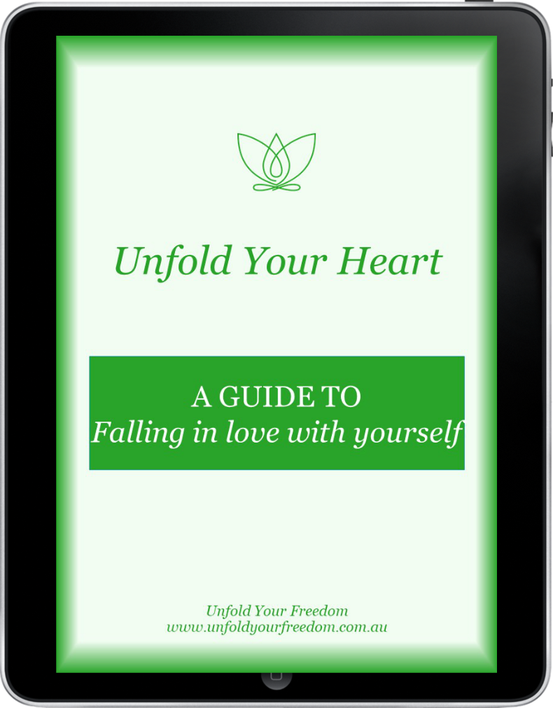 unfold your heart e-book