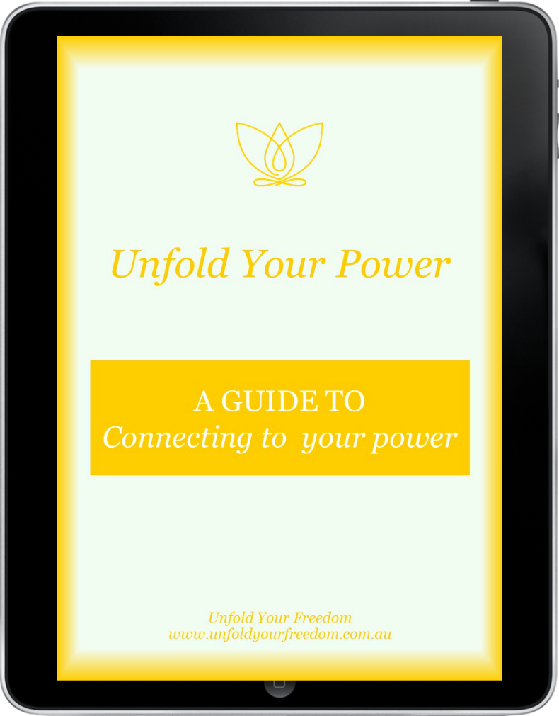 unfold your power e-book