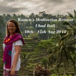 8 Reasons to go on a Women's Meditation Retreat in Bali