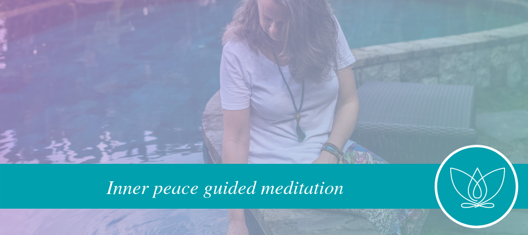 Feeling Peace Guided Meditation