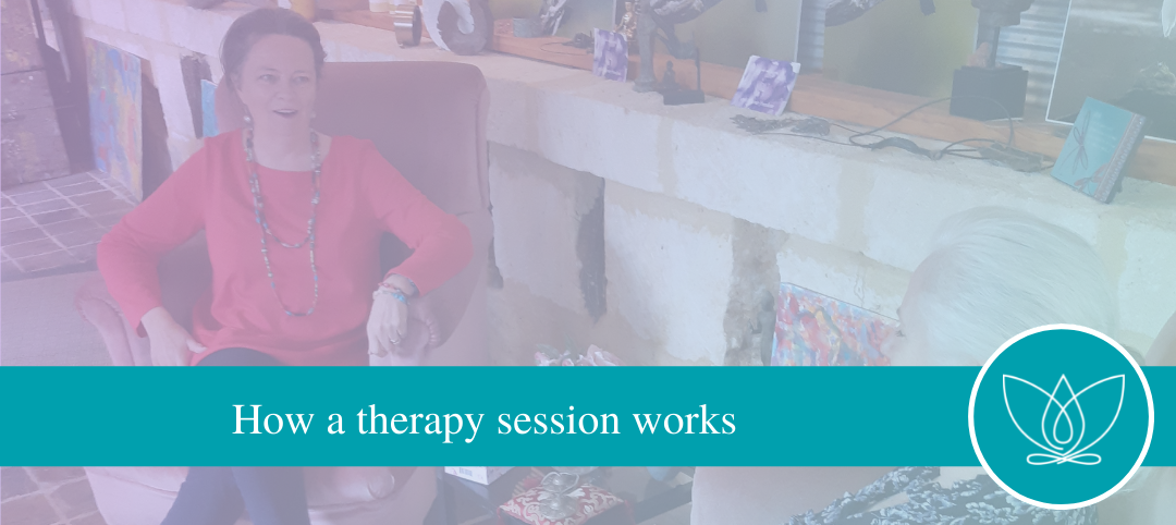 How a therapy session works