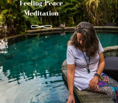 Feeling Peace Guided Meditation