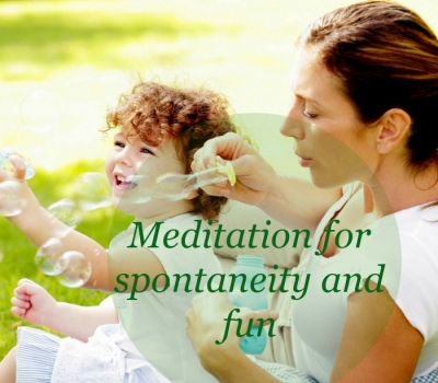 Guided Meditation for Spontaneity