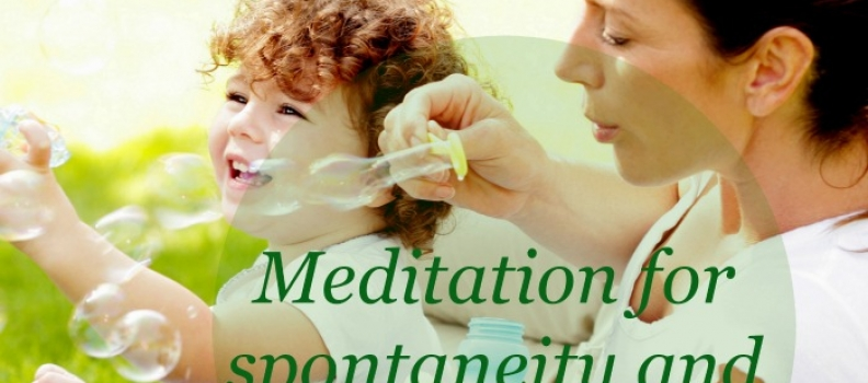 Guided Meditation for Spontaneity