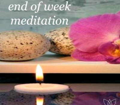 End of week guided meditation