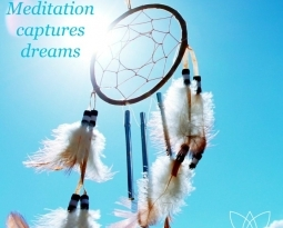 How meditation captures dreams