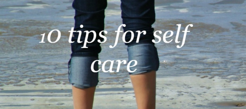15 mind and body self care tips