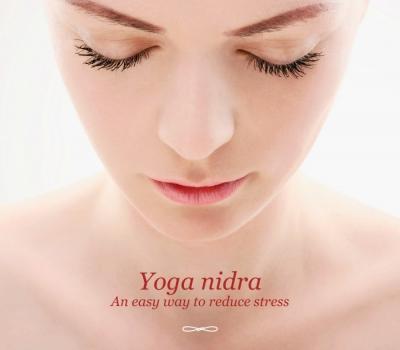 An easy way to reduce stress – yoga nidra
